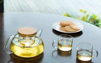Uống trà – một tập tục tao nhã