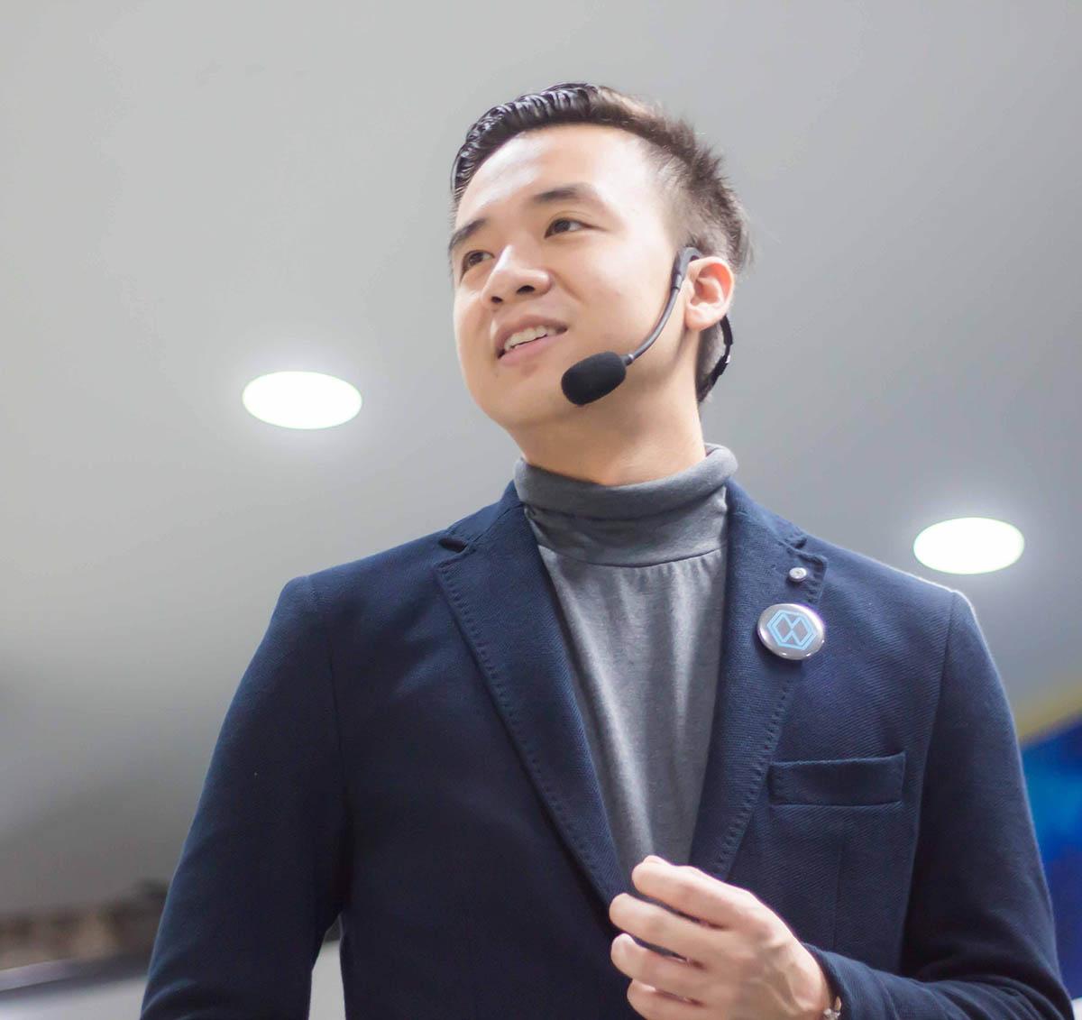 Ông Tạ Minh Tuấn